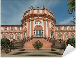 Pixerstick Aufkleber Wiesbaden Biebrich Schloss Empore