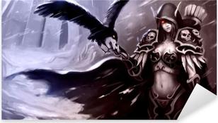 Pixerstick Aufkleber World of Warcraft