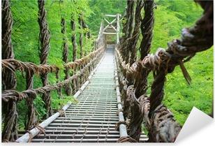 Autocolante Pixerstick 夏のかずら橋