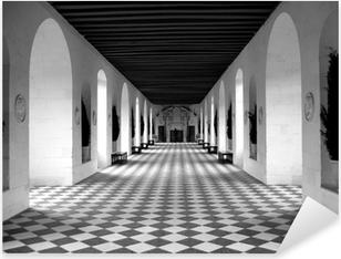 Autocolante Pixerstick checkerboard floor