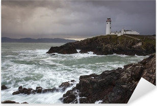 Autocolante Pixerstick Fanad Head Lighthouse