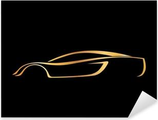 Autocolante Pixerstick Hızlı bir logo
