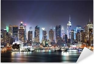 Autocolante Pixerstick New York City Times Square