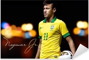 Autocolante Pixerstick Neymar