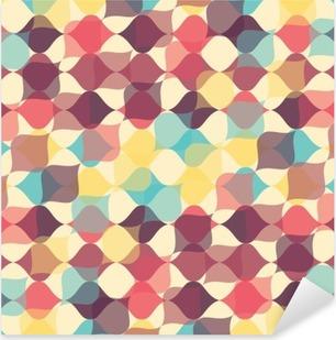 Autocolante Pixerstick pattern design