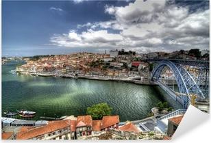 Autocolante Pixerstick Porto, Portugal.
