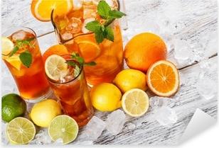 Autocolante Pixerstick Refreshing ice tea