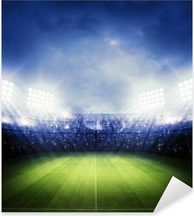 Autocolante Pixerstick Stadium