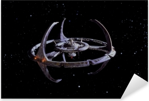 Autocolante Pixerstick Star Trek