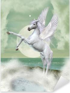 Autocolante Pixerstick unicorn