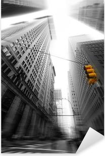 Autocolante Pixerstick vie à new york