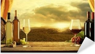 Autocolante Pixerstick Wine