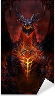 Autocolante Pixerstick World of Warcraft