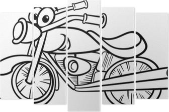 Bisiklet Ya Da Helikopter Boyama Poster Pixers Haydi Dünyanızı