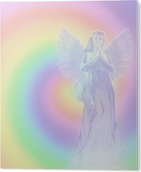 Bild auf PVC Universal-Engel