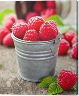 Frisk hindbær Billeder premium