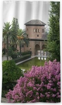 jardins de lalhambra de grenade wall mural pixers we live to change - Jardin De L Alhambra