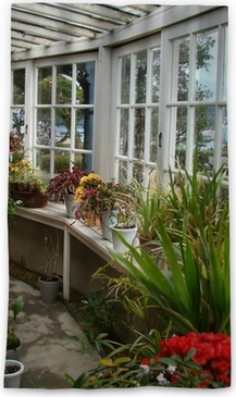 Véranda et jardin d\'hiver
