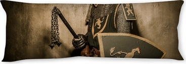 Medieval Knight Crusader Body Pillow Pixers We Live To Change