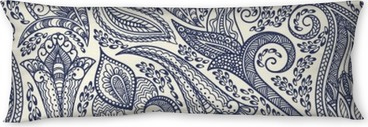 Paisley pattern Body Pillow