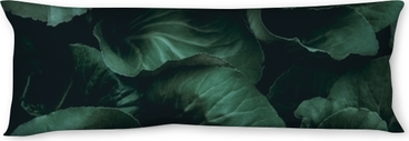 Plant background Body Pillow