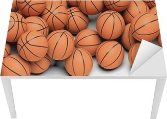 Dekor Basket bollar isolerad på vit bakgrund • Pixers® - Vi lever för  förändring 53ae948e7eb1f
