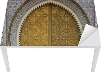 Marokkansk indgang (3) Bord og skrivbordfiner