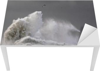 Store bølger Bord og skrivbordfiner