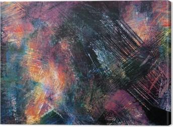 Canvas Abstracte achtergronden