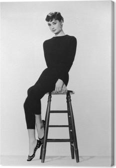 Canvas Audrey Hepburn