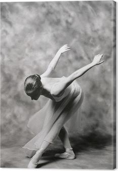 Canvas Ballerina 2