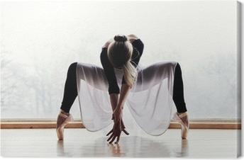 Canvas Balletdanser