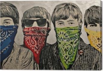 Canvas Banksy