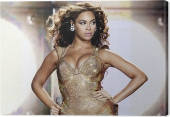 Canvas Beyonce