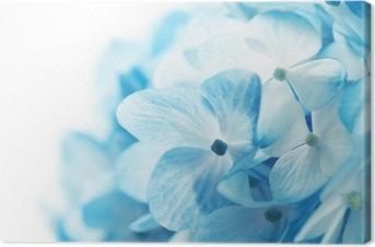 Canvas Bloemen achtergrond