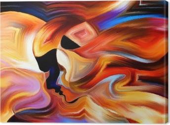 Canvas Bron van Inner Paint