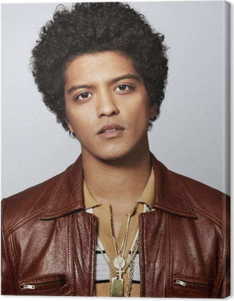 Canvas Bruno Mars - Bruno Mars