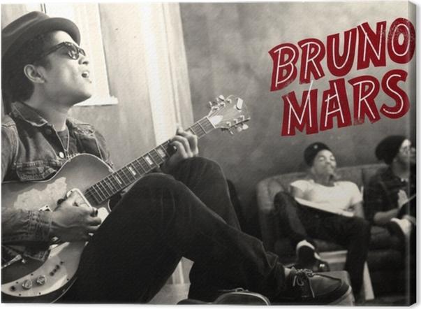 Canvas Bruno Mars - Bruno Mars