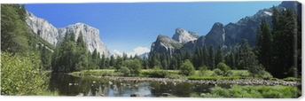 Canvas Californie - Yosemite National Park