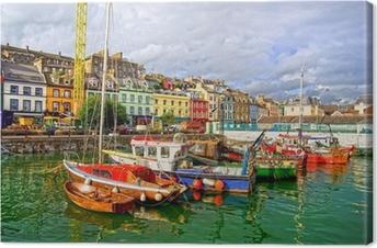 Canvas Cobh in Ierland