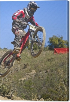Canvas Downhill competitie