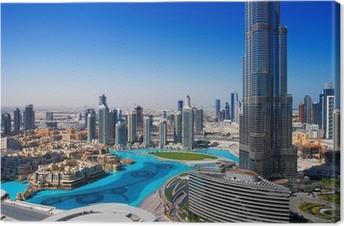 Canvas Downtown Dubai is een populaire plek om te winkelen en sightseeing