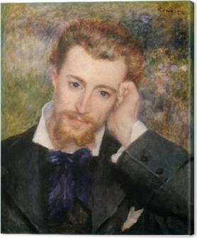 Canvas Eugène Murer