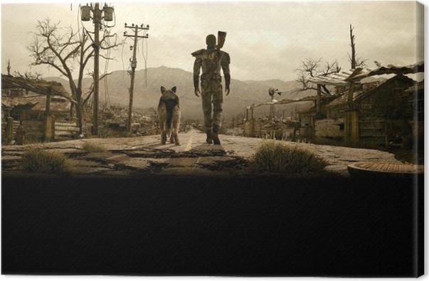 Canvas Fallout - Thema's