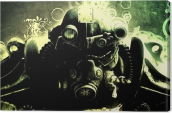 Canvas Fallout