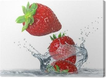 Canvas Fruit 314