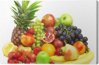 Canvas Fruit