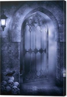 Canvas Gotische Fantasy