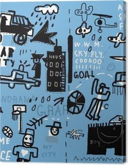 Canvas Graffiti