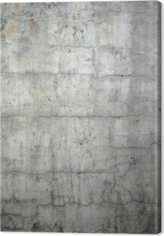 Canvas Grunge concrete textuur achtergrond
